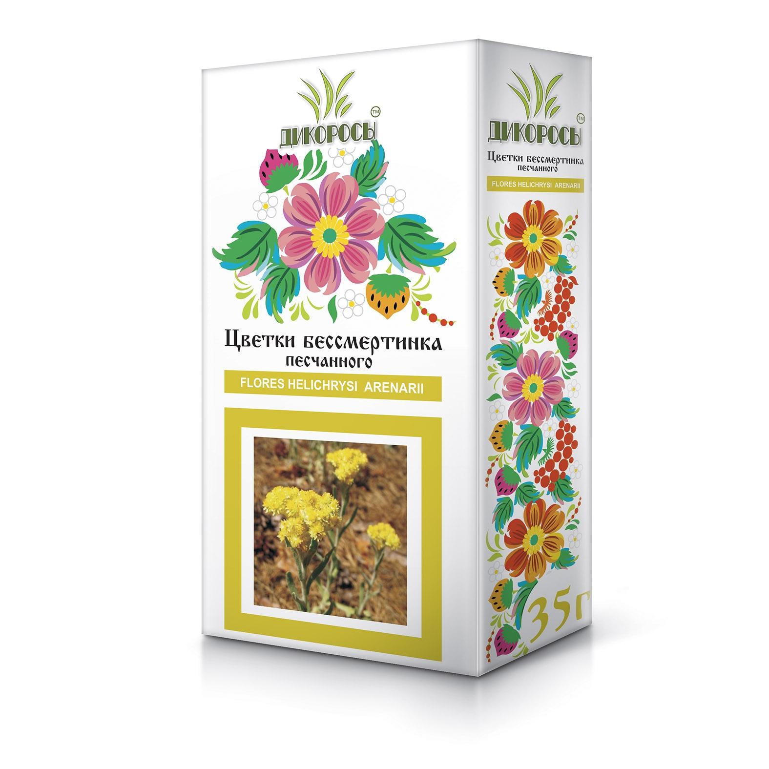 Цветки бессмертника: применение, лечебные и полезные свойства, противопоказания