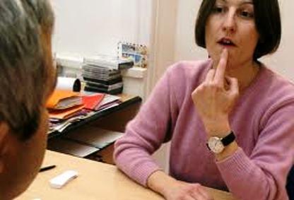Лечение речевой афазии. Видео занятия по восстановлению