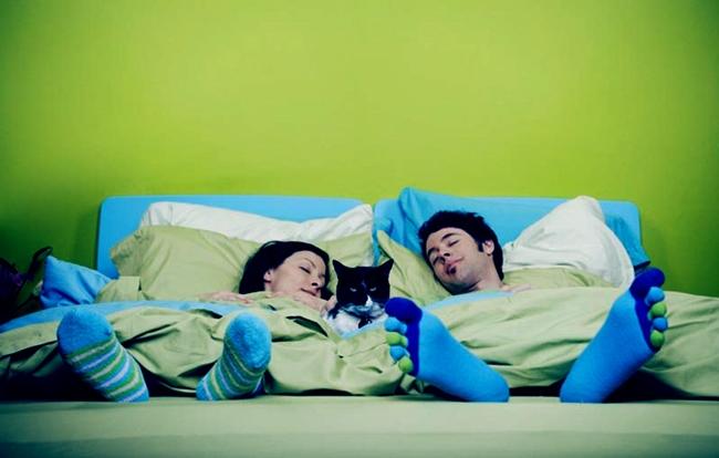 Здоровый сон - крепкие нервы