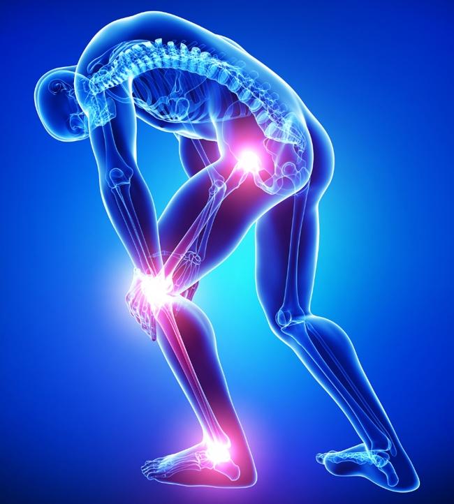 Суставные боли. Виды заболеваний суставов, причины болей и лечение