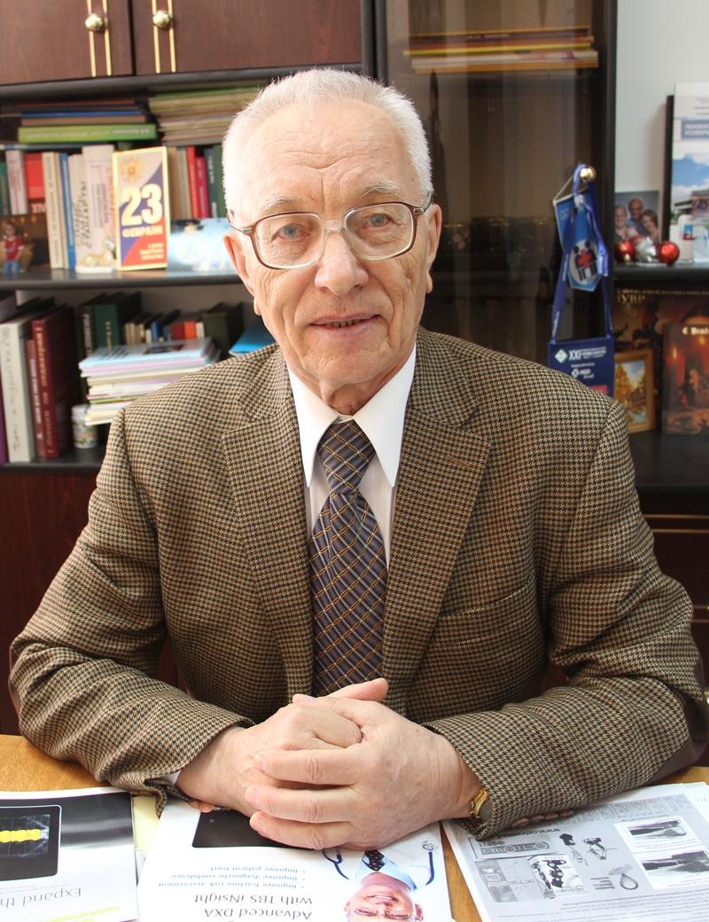 Пензенский профессор В.И. Струков примет участие во Всемирном конгрессе по остеопорозу