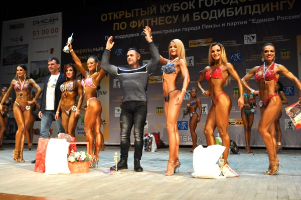 Участница проекта «Культ Тела-2» прошла отбор на Чемпионат мира по фитнесу