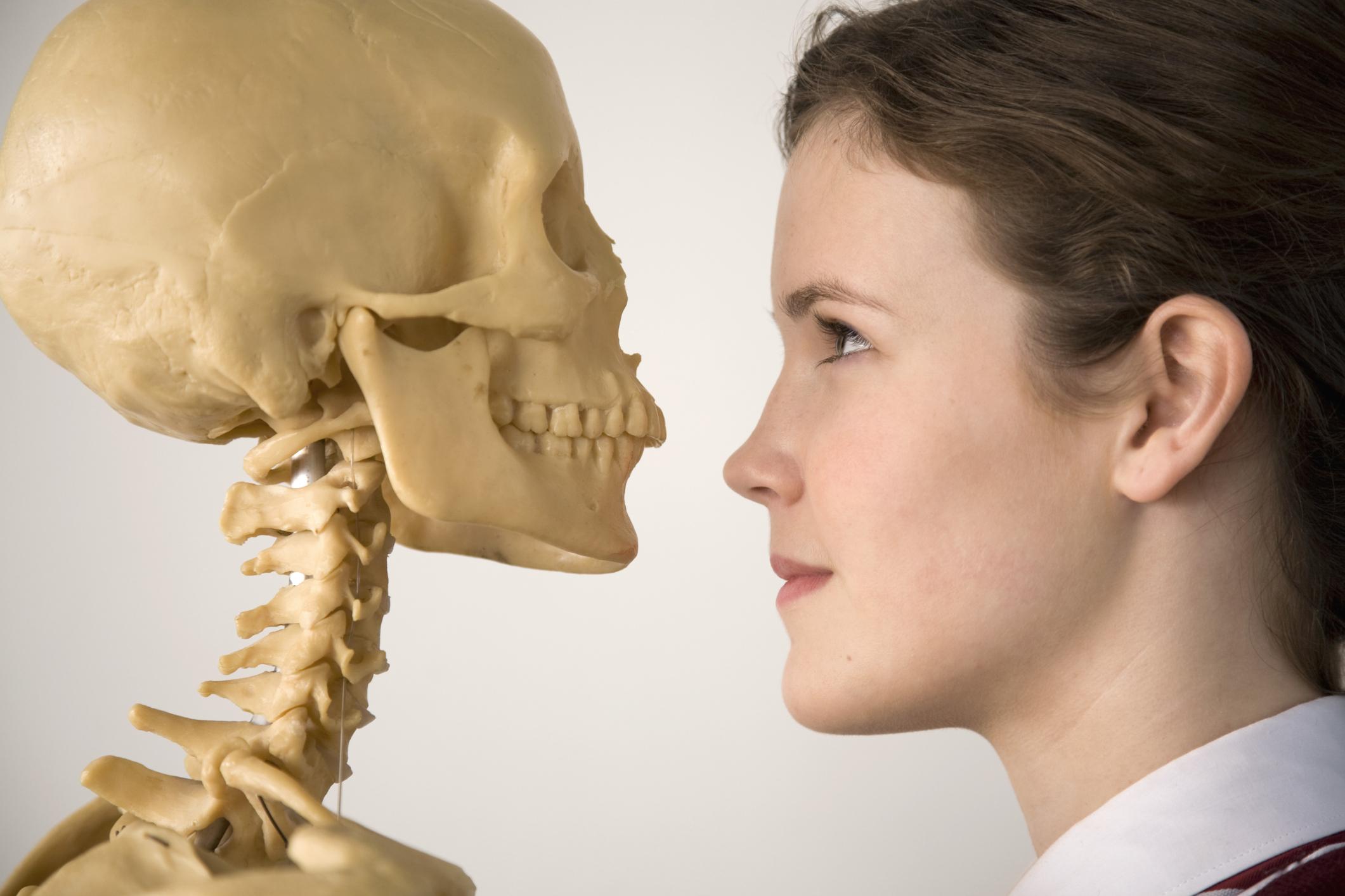 Женский остеопороз. Дефицит кальция