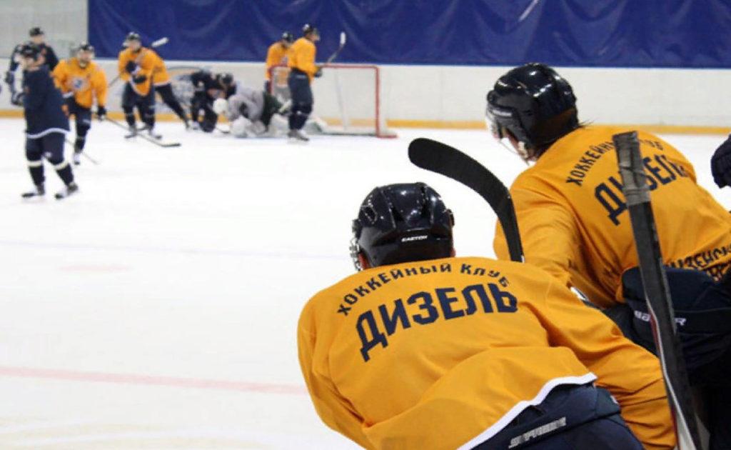 пенза хоккей