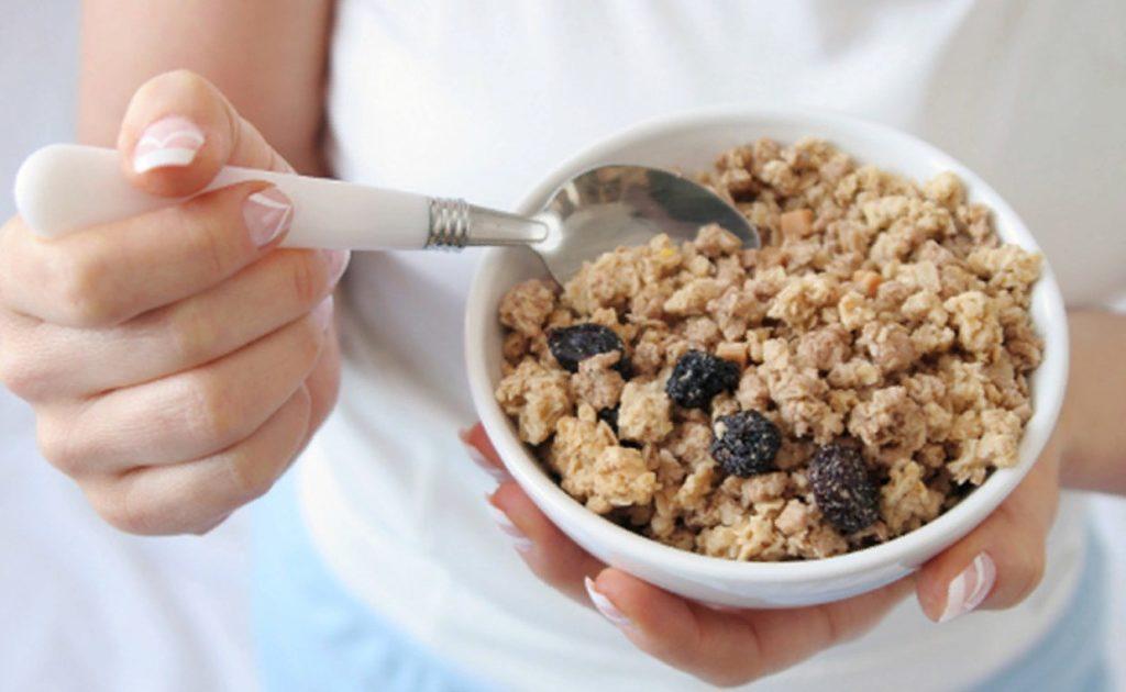 Отруби на завтрак