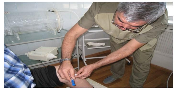 Биологичекски активный препарат Остеомед в комплексном лечении артрозов крупных суставов