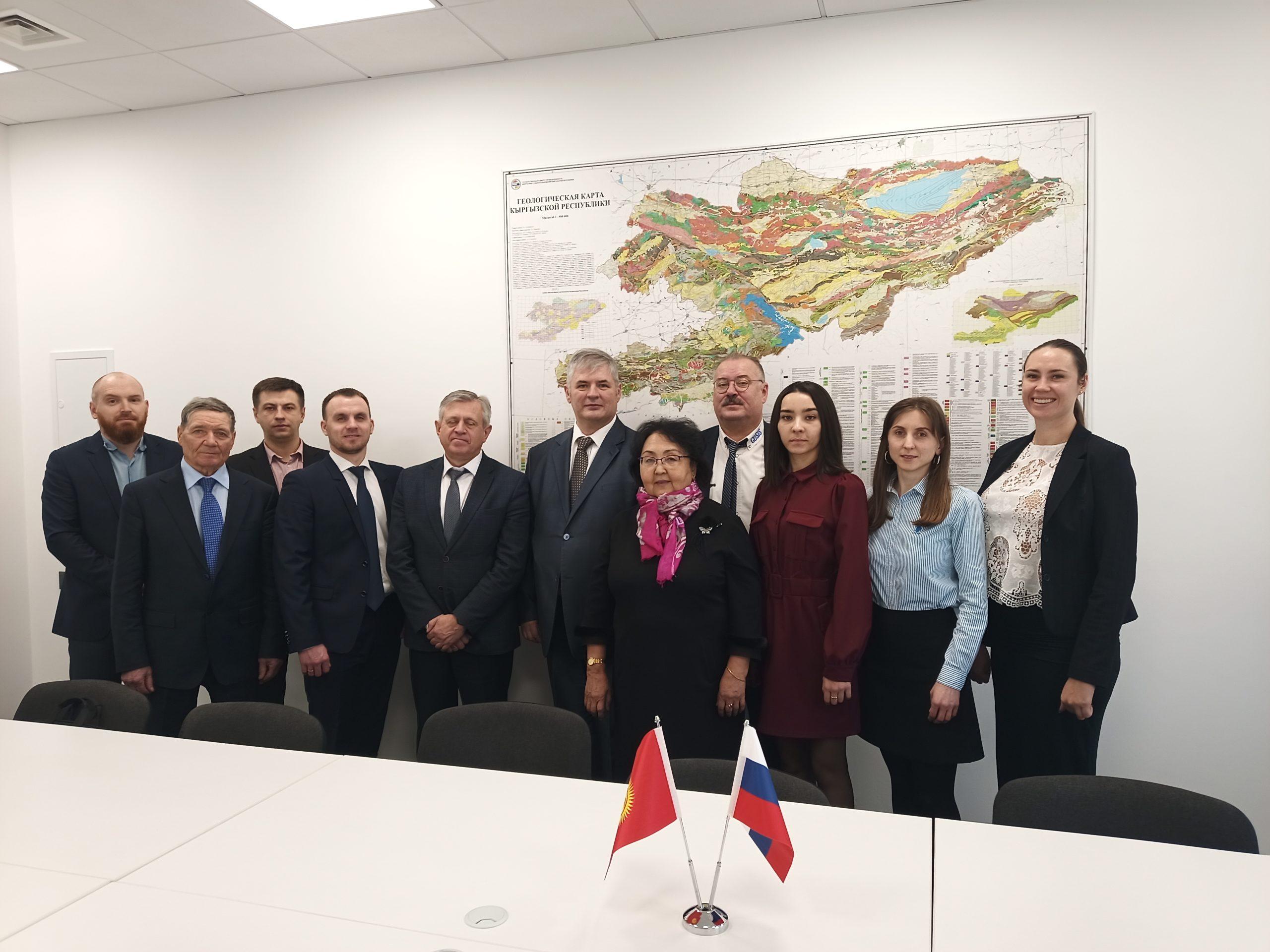 Поездка в Киргизию – представители Парафарм посетили страну с деловыми целями