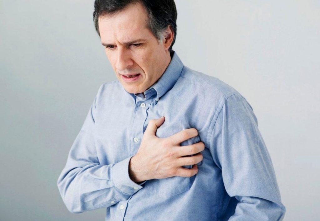после коронавируса болит сердце