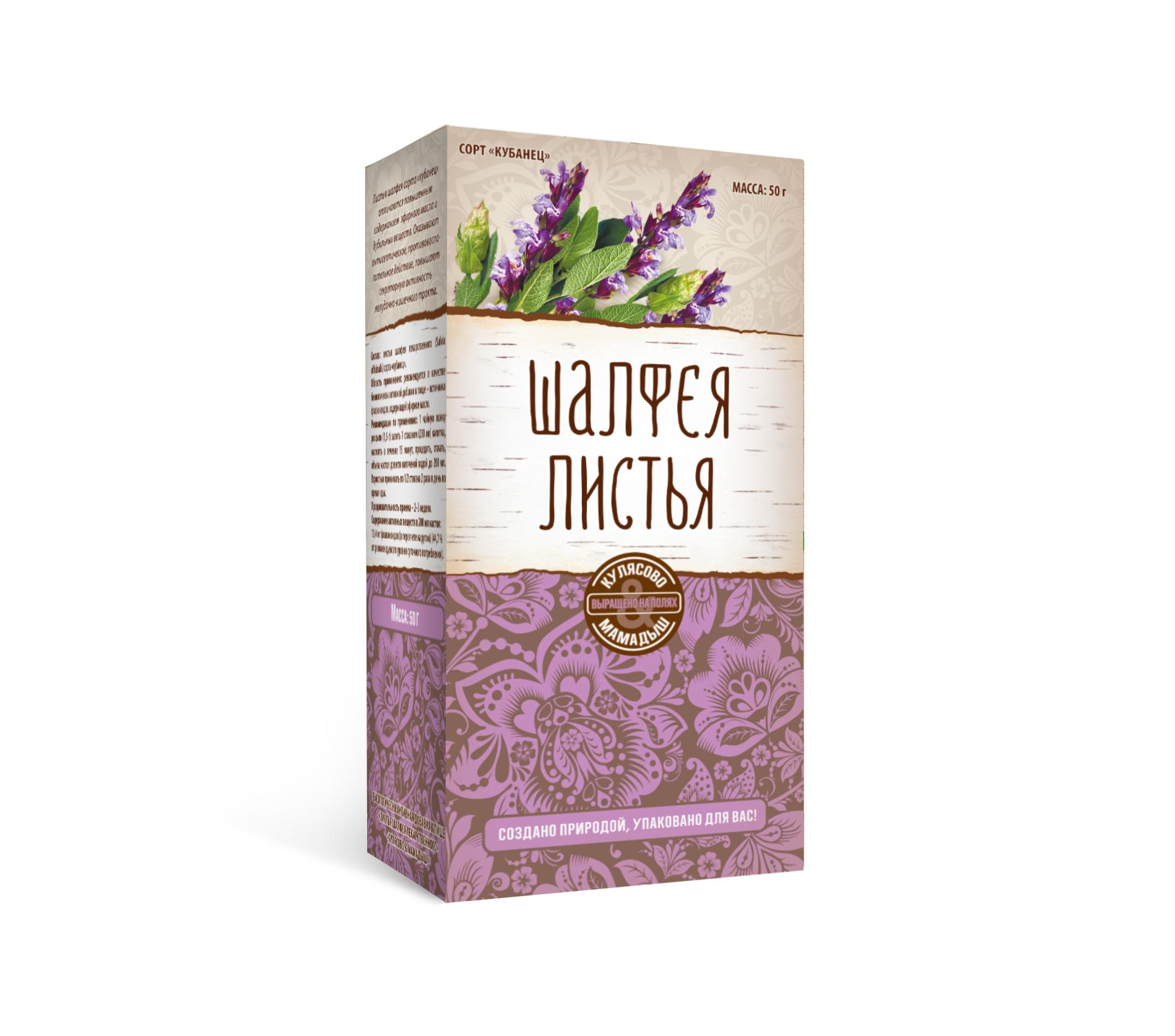Листья шалфея лекарственного: инструкция по применению, полезные свойства, противопоказания