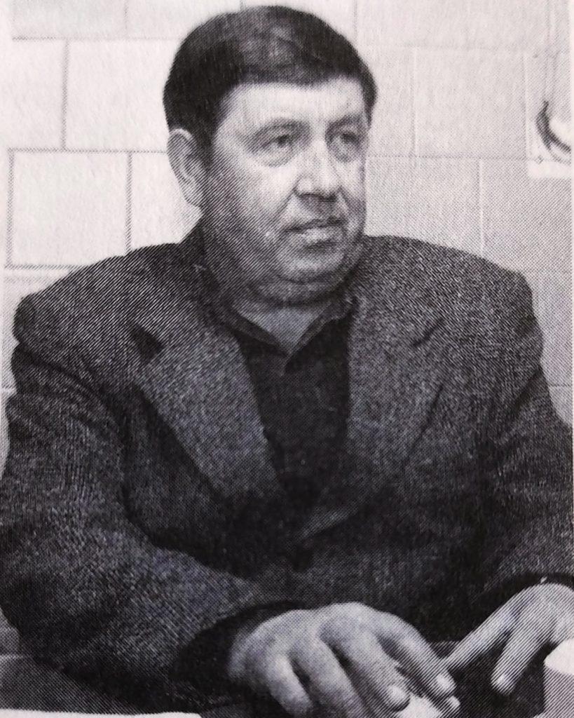 Владимир Алексеевич Мартынов