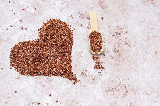 семя льна для похудения калорийность