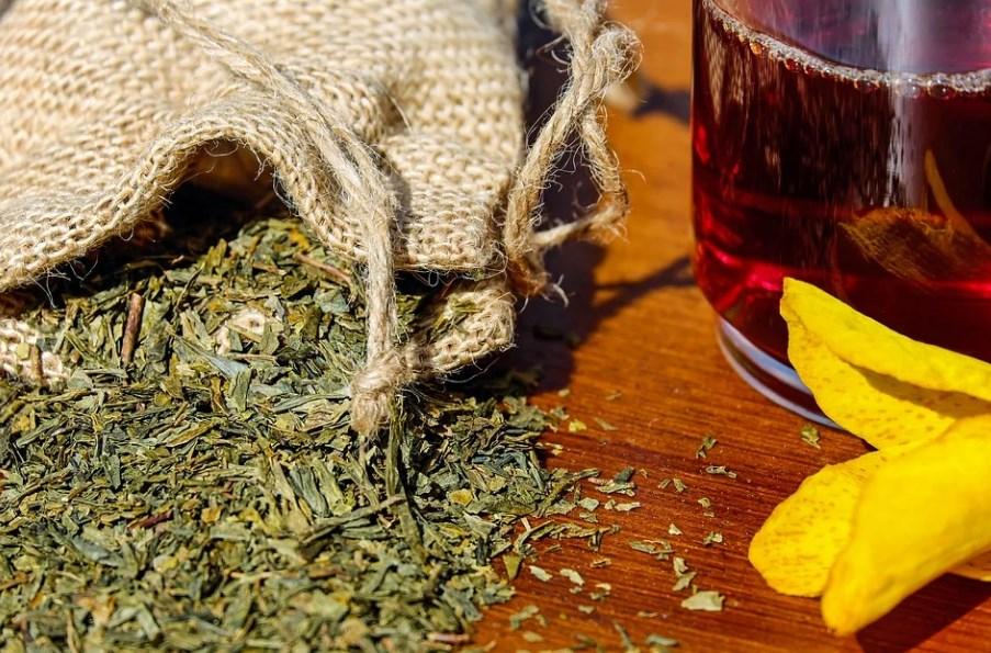 лекарственные растения для чая